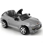Электромобиль Toys Toys Porsche Cayenne Silver
