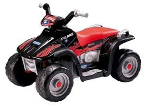 Квадрацикл Peg Perego Polaris Sportsman 400 Nero