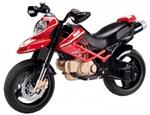Электромотоцикл Peg Perego Ducati Hupermotard