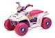 Квадрацикл Peg Perego Quad Princess