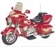 Мотоцикл CT 950 Patrol H. Police