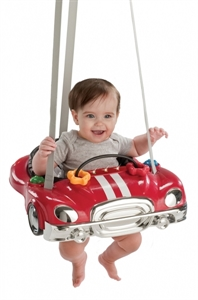 Прыгунки Evenflo Jump & Go Car