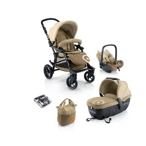 Коляска Concord Fusion Travel Set 3 в 1