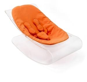 Transparent/Orange