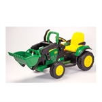 Трактор Peg-Perego JD Ground Loader