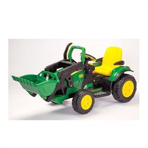 Трактор Peg-Perego JD Ground Loader