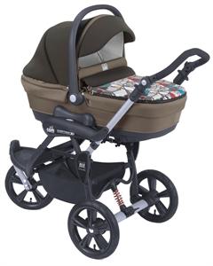 Детская коляска Cam Cortina x3 Tris Fluido