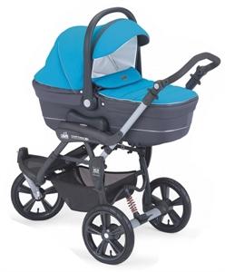 Детская коляска Cam Cortina x3 Tris Shine