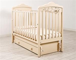 Кроватка Angela Bella Изабель - маятник