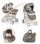 Детская коляска Cam Elegant Family 3 в 1