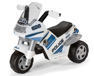 Мотоцикл Peg Perego Raider Police