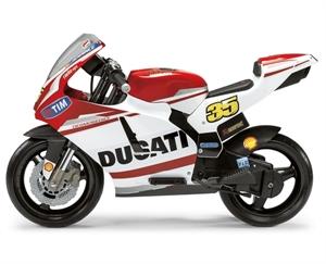 Электромотоцикл Peg Perego Ducati GP