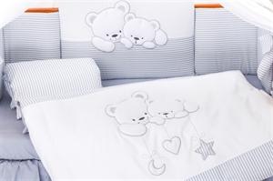 Набор постельного белья Lepre Sweet Bears Полоска
