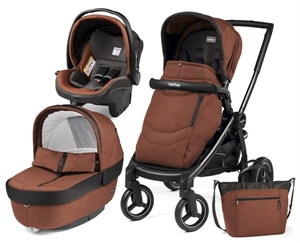Коляска Peg-Perego Book Team Elite Modular 3в1