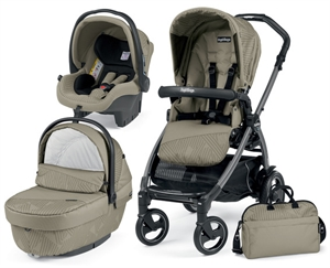 Коляска Peg-Perego Book Plus Modular XL Sportivo 3в1