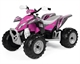 Квадрацикл Peg Perego Polaris Outlaw Pink Power