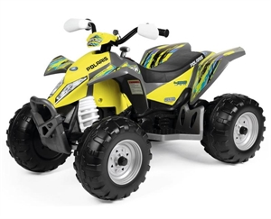 Квадрацикл Peg Perego Polaris Outlaw Citrus