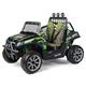 Электромобиль Peg-Perego Polaris Ranger RZR Green Shadow