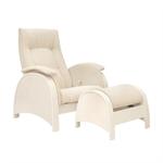 Кресло для кормления+пуф Milli Fly Vanilla
