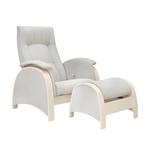 Кресло для кормления+пуф Milli Fly Light Grey