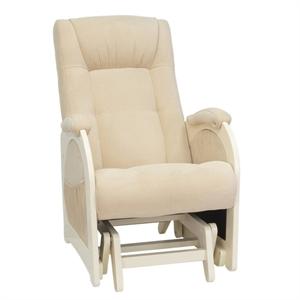 Кресло для кормления Milli Joy дуб шампань/Verona Vanilla