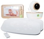 Видеоняня Ramili Baby RV1300SP2 с двойным монитором дыхания