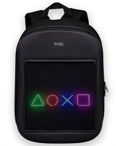 Рюкзак с LED-дисплеем Pixel One Black Moon