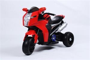 Детский мотоцикл Joy Automatic Sport Bike красный