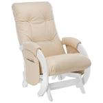 Кресло для кормления Milli Smile дуб молочный/Polaris Beige