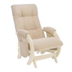Кресло для кормления Milli Smile дуб шампань/Verona Vanilla