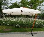 Садовый зонт Gardenway Madrid SLHU010 кремовый