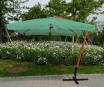 Садовый зонт Gardenway Madrid SLHU010 зеленый
