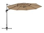 Садовый зонт Gardenway Monaco A002-3300 кремовый