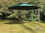 Садовый зонт Gardenway Turin A002-3000 XLM зеленый