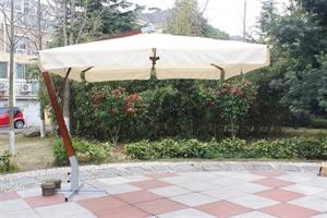 Садовый зонт Gardenway Paris SLHU007 кремовый